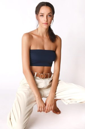 NB Bandeau Bra Top