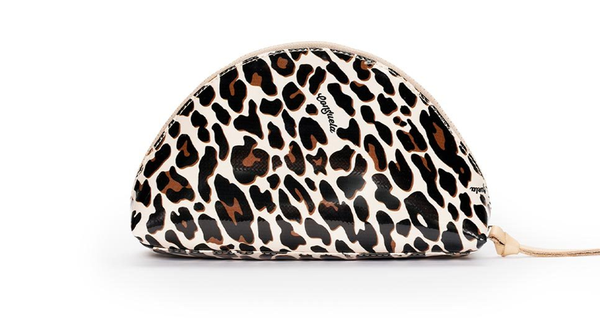 Large Cosmetic Mona Brown Leopard