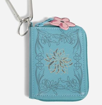 Vera Bradley Harry Potter Herbology Book Bag Charm