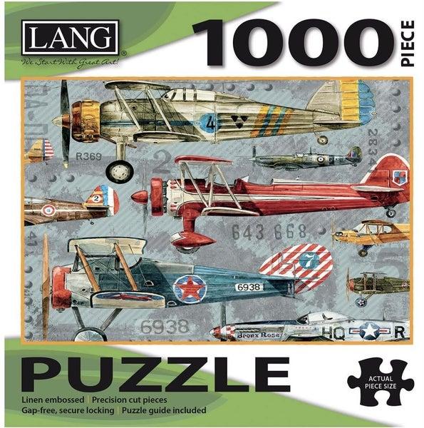 Lang Planes Puzzle 1000 Pc