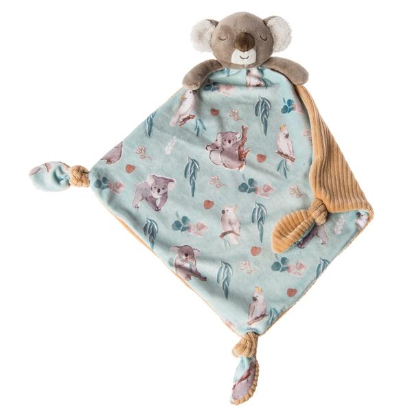 Little Knottie Down Under Koala Blanket