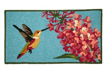 Hooked Rug Hummingbird ***Local Pickup Only***