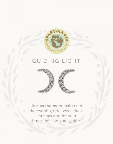 Sea La Vie Guiding Light Earrings Silver