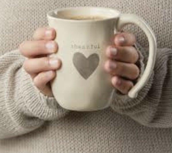 Warm Heart Mugs