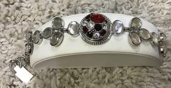 Bling Snap Bracelet