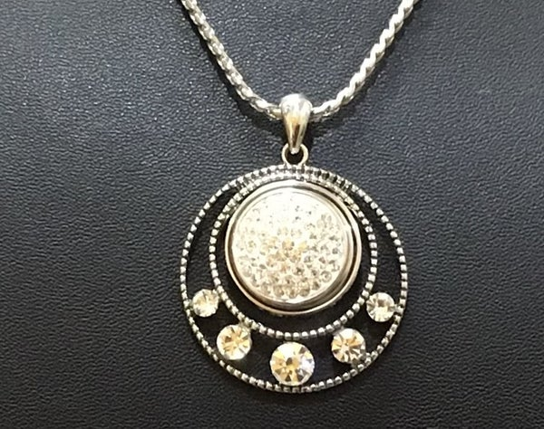 Marie Snap Necklace