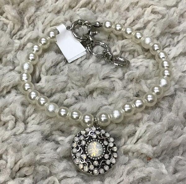 Pearl Snap Bracelet