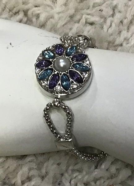 Single Snap Bracelet