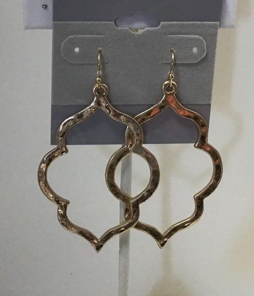 Quatrefoil Earrings