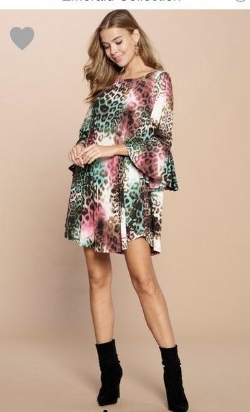 Pink Kyra Dress
