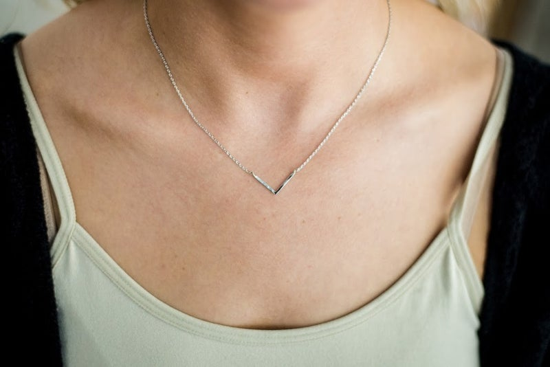 Get To The Point Necklace