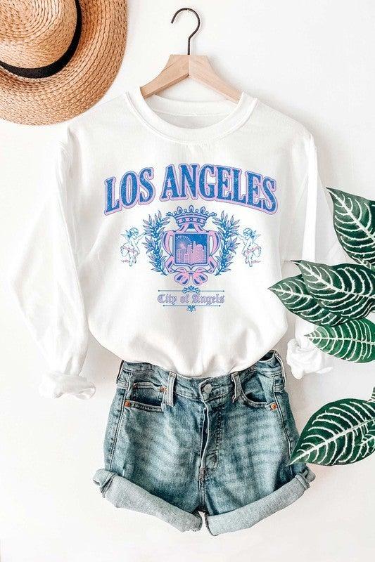 Los Angeles Graphic Sweatshirt