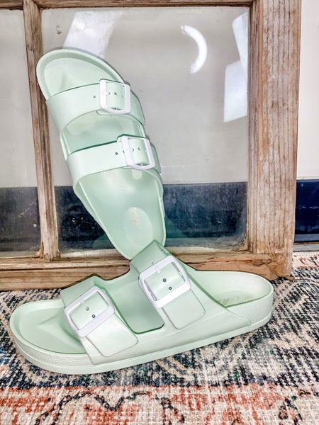 Everyday Slides - Mint
