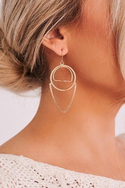 Geometric Goodness Earrings