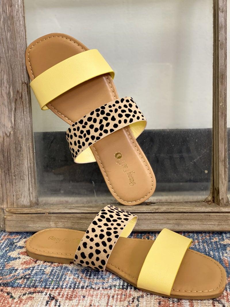 Summer Vibes Sandals