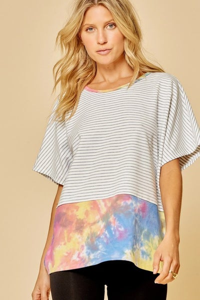 Mixed Vibes Top