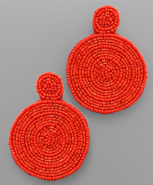 Running In Circles Earrings