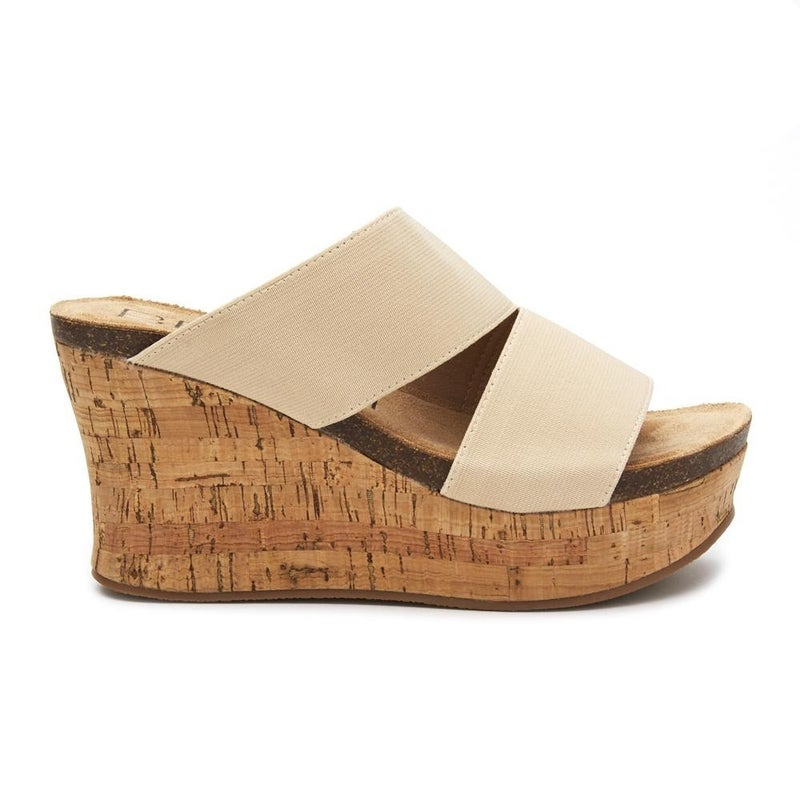 Matisse Bare All Wedges