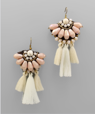 Hula Dance Earrings