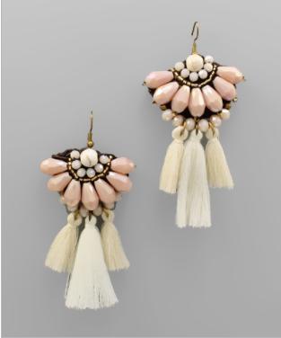 Hula Dance Earrings