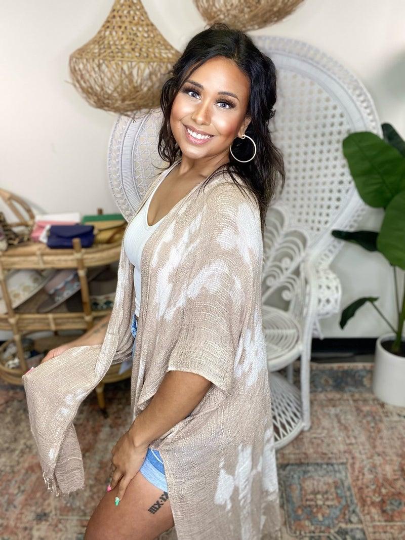 Draped In Style Kimono Wrap
