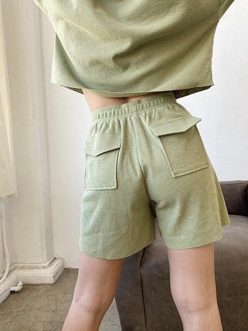 Lazy Day Lounge Shorts