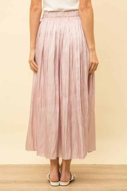 Aloha Midi Skirt