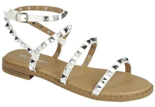 Studded Beauties Sandals