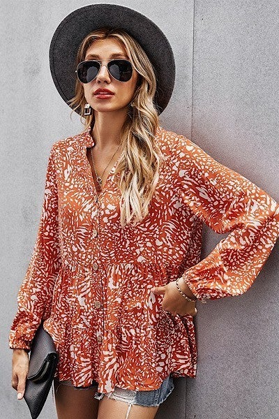 Chic It Out Top