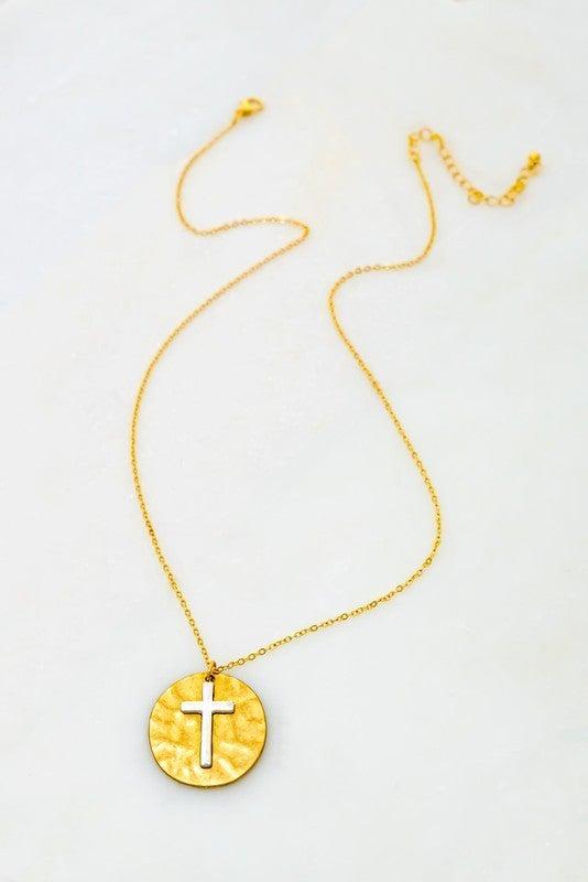 Keep Your Faith Necklace