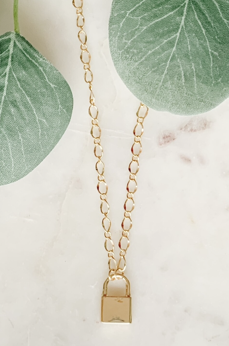 Safe With Me Necklace