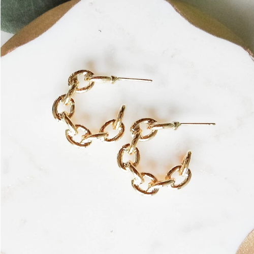 Linked Up Earrings