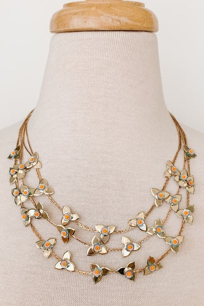 Fields Of Love Necklace