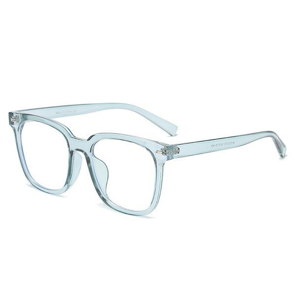 Tour The World Square Blue Light Glasses