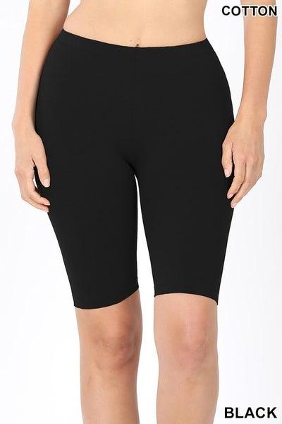 Bermuda Baby Biker Shorts