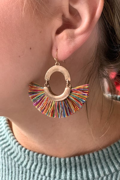 Fan Girl Earrings