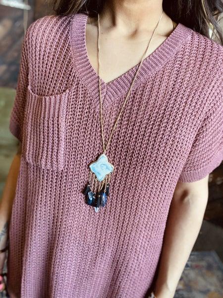 Pretty Pendant Necklace
