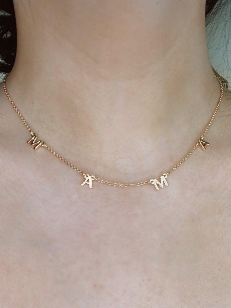 MAMA Dainty Necklace
