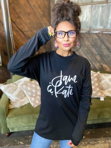 Jane & Kate Long Sleeve Tee