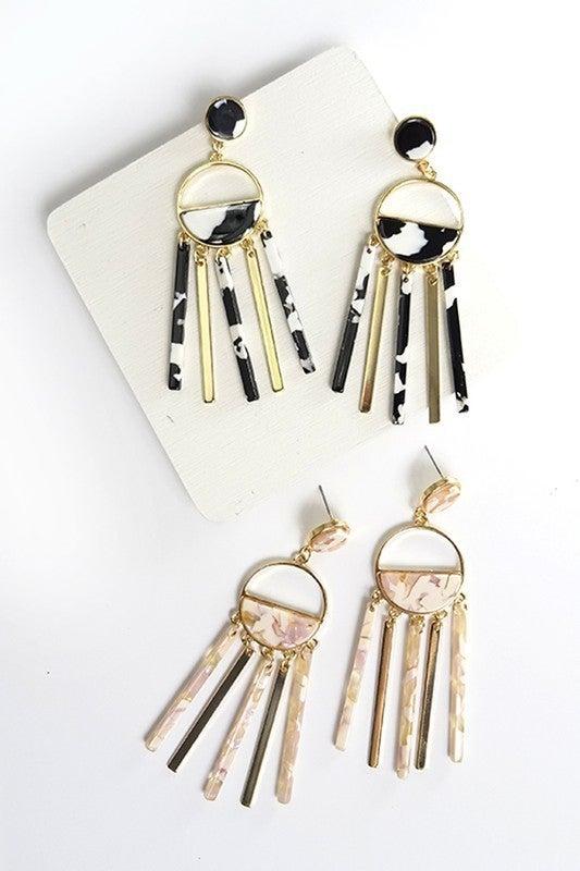 Sticks & Stones Earrings