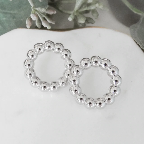 Round And Round We Go Earrings