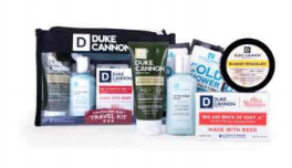 *FINAL SALE* Handsome Man Travel Kit by Duke Cannon