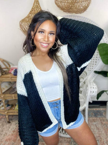Warm Me Up In Style Cardigan
