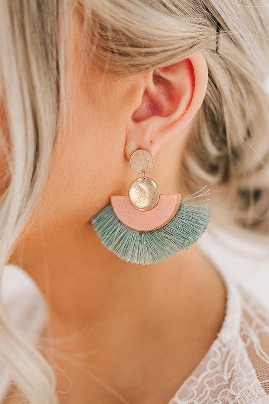 Muted Beauty Earrings