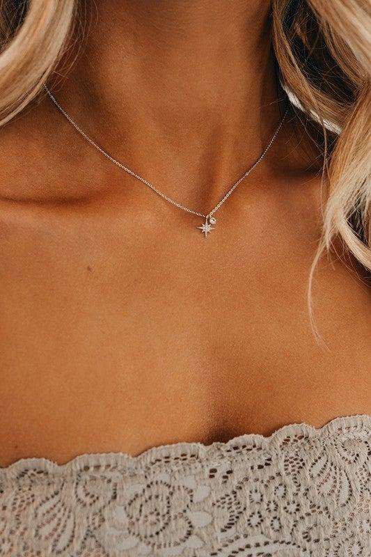Shiny Star Necklace