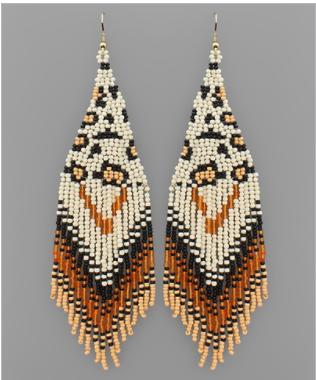 Animal Instinct Earrings