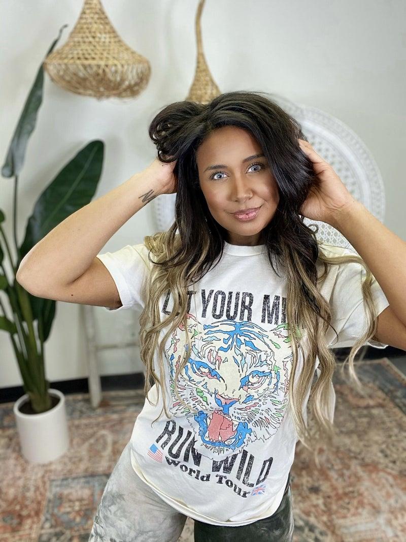 Wild Mind T-shirt