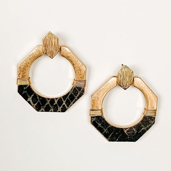 Into the Night Earrings