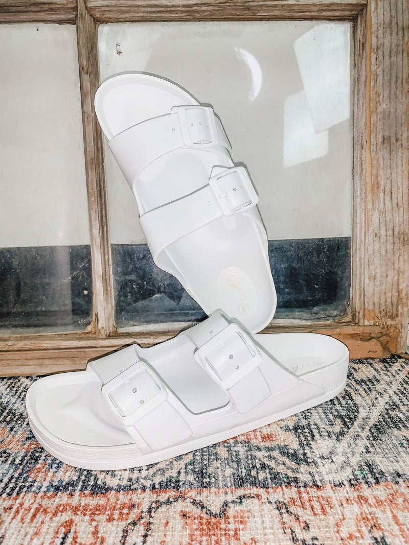 Everyday Slides - White