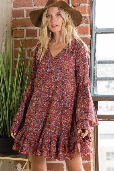 Country Baby Dress